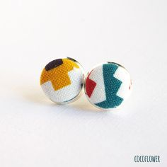 Click here to buy now  Best selling items Earring Stud Aztec Ethnic by CocoFlowerShop