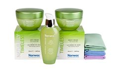 Literally youth in a bottle skin-care...from the stem cells of a Swiss apple that doesn't rot for months and months. This stuff has been PROVEN to take years off of your face and I love it! And ALL ORGANIC!  https://hannahrice.norwex.biz/?p=n&sectid=4&cid=9&pid=403080