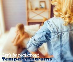 Temper tantrums are an inevitable part of parenting, whether we like to admit it or not. And if we're honest, temper tantrums are often an issue for more than just the kids.