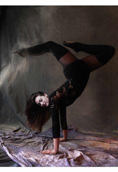Katie the dancer
