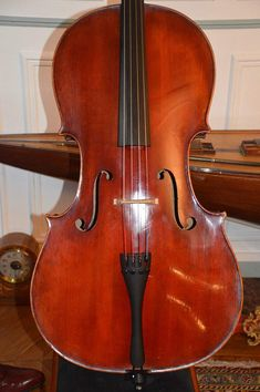 Cello Albert Caressa 1921 - Cello Collection in Paris
