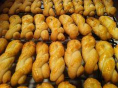 Koulourakia / Greek Butter Cookies Recipe (Tasty Kitchen)