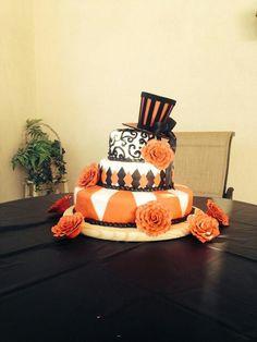 My Niece's 18th Birthday Cake