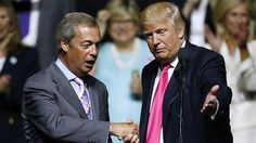 Nigel Farage turns on ally Donald Trump after US missile strike on Syria https://www.rt.com/uk/383866-farage-nuttall-trump-syria/