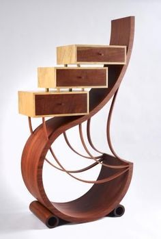 Pin by Jon French on Furniture Design Unusual Furniture, Funky Furniture, Art Furniture, Furniture Design, Furniture Outlet, Furniture Dolly, Cheap Furniture, Discount Furniture, Woodworking Inspiration