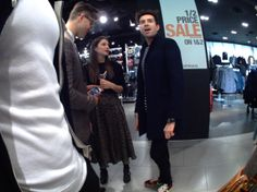 Becca's Diary of London Collections - MTV UK Presenter Becca Dudley shares her LC:M experience through an Autographer camera as it automatically takes pictures highlighting her day.
