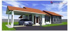 Home Design Floor Plans, Pelan Rumah, Bilik Tidur, House Design, Patio, Flooring, How To Plan, Bedroom, Houses