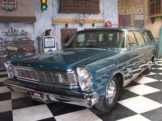 1965 Ford Wagon.