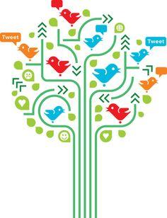 Social media: A network boost