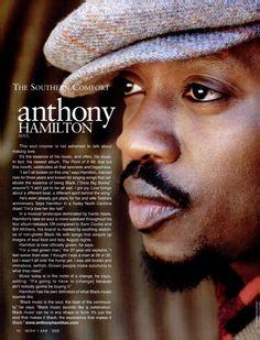 Anthony Hamilton. Photo by Jonathan Manion  - Ebony Magazine June 2008