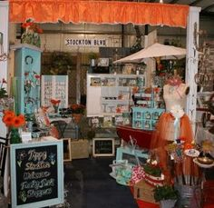 2193 Best Antique Booth Images Display Ideas Window Displays