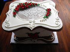 Gingerbread box