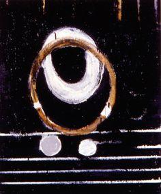 Head Enamel on board, 1994 1200mm x 980mm
