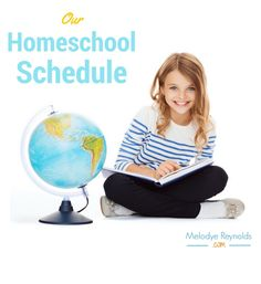 Sharing our 2015-2016 Homeschool Schedule