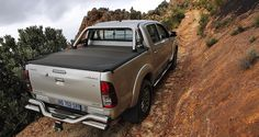 We've got the best Toyota for you! View Toyota's website now for new cars. Toyota Hilux, South Africa, 4x4, Nova, Vehicles, Ideas, Lugares, Vehicle