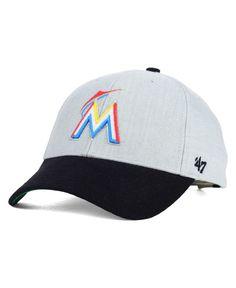 edc537b1f97  47 Brand Miami Marlins Munson MVP Cap Men - Sports Fan Shop By Lids -  Macy s