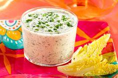 Crème de yaourt aux courgettes