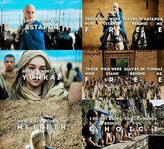 Slaver's Bay became the Bay of Dragons. #Targaryen