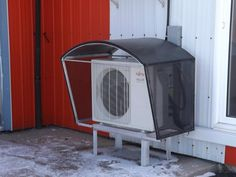 Ensure The Efficiency Of Your Heat Pump Shield It From