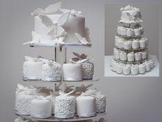 60th Wedding Anniversary Cakes By Vanderkamps
