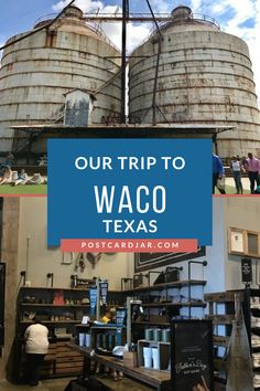 One fabulous road trip destination is Waco, Texas. In Waco you will find good food and lots of shopping including the famous Magnolia Market. Check out our tips on when to visit and what to see. Waco is a great family friendly travel destination. #UStravel #roadtrip #Texas #familyvacation Texas Tourism, Texas Travel, Travel Usa, Travel With Kids, Family Travel, Amazing Destinations, Travel Destinations, Travel Inspiration, Travel Ideas