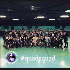 Its National Girls and Women in Sports Day! What better way to celebrate than to get VIP tickets to TCDS 2019 season? Link in bio! Quad Squad, Squad Goals, Sirens, Thunder City, Vip Tickets, Sports Day, Roller Derby, Florida, How To Get