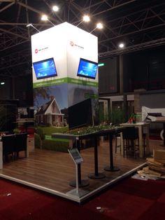 Van Wijnen Recreatiebouw is klaar voor de Second Homebeurs 3,4 en 5 oktober in Utrecht