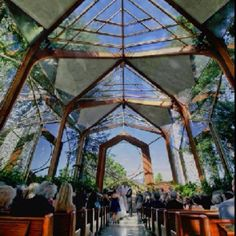 Wayfarer's Chapel Rancho Palos Verdes, Ca  One of the most beautiful places I have been