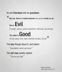 Good or Evil, you choose.
