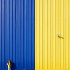The camera does not see everything by Yener Torun