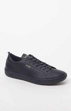 Boyd Leather Navy Shoes Huf Shoes 04188746e