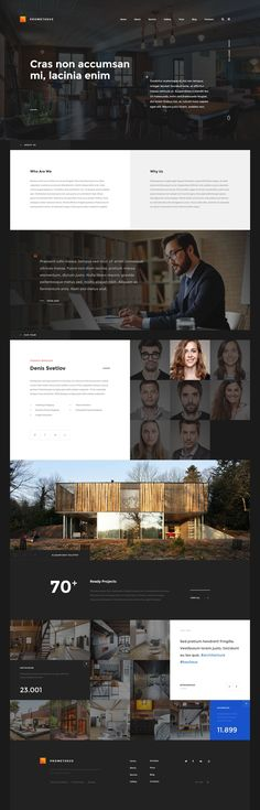 Inspiration from Prometheus – Multipurpose PSD Template 1