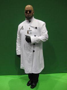 Hugo Strange (mad scientist) costume