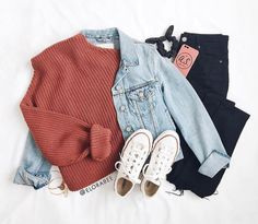 Source by tween outfits winter Casual School Outfits, Cute Teen Outfits, Cute Comfy Outfits, Teenager Outfits, Retro Outfits, Outfits For Teens, Stylish Outfits, Girls Fashion Clothes, Teen Fashion Outfits