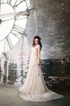 the princess   the clocktower // bridal fashion editorial
