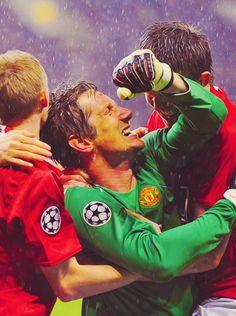 Edwin Van Der Sar l MUFC