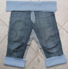 Näheule Kathleen: Eine neue Hose … { Upcycling-Creadienstag #37 }