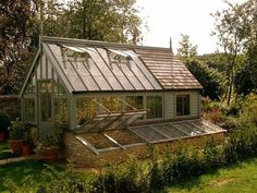 Gorgeous Awesome Shed Garden Plants Ideas. greenhouse Awesome Shed Garden Plants Ideas Greenhouse Farming, Greenhouse Plans, Outdoor Greenhouse, Greenhouse Wedding, Small Greenhouse, Greenhouse Shed Combo, Greenhouse Attached To House, Greenhouse House, Greenhouse Film