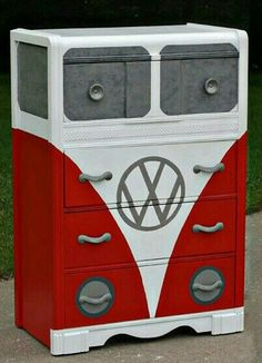 VW chest of drawers - furniture Leuk