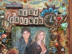 Best Friends for 30+ years - Scrapbook.com