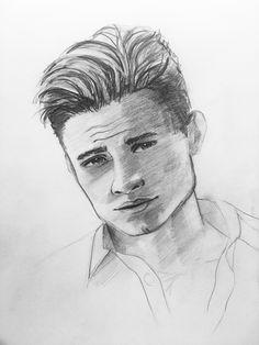 www.michael-franz-art.de Bleistift-Zeichnung (Pencil Drawing)
