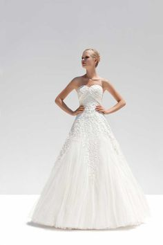 7 of the best lace wedding dresses for 2014