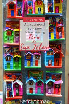 Shopping at Feria de San Telmo - things to do in Buenos Aires - Becci Abroad Visit Argentina, Argentina Travel, Stuff To Do, Things To Do, Amazing Destinations, Travel Destinations, Travel Tips, South America Travel, Group Travel