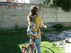 #tutorial come cucire una #sacca #zaino #faidate perfetta per #asilo e per #estate