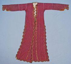 coat; Ottoman dynasty; 19thC; Turkey; Kütahya (province)