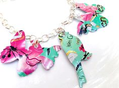 Recycled Soda Can Women Jewelry Arizona Tea Women Gift Recycled Bird Butterflies Eco Friendly Upcycled Soda Can - N82 on Etsy, $18.00