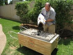 La Caja China BBQ Grill President Shares a Brief History on the Magic Box and What it Can Do!