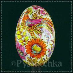 Real-Ukrainian-Pysanky-Petrykivka-Pysanka-Goose-Egg-Easter-Egg-Hand-made
