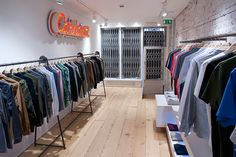Carhartt Work In Progress store, London