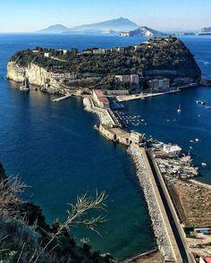 Napoli, Isola di Niside  - Italy